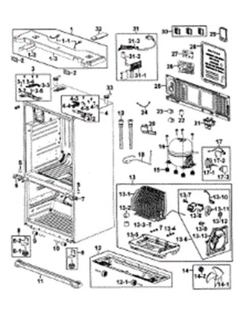 samsung rfg297aars parts diagram wiring diagram schemes