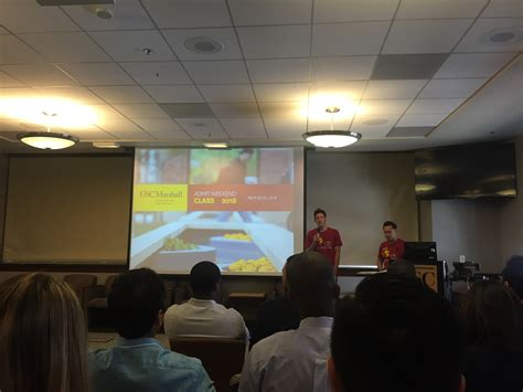 Usc Marshall Mba Ambassadors by Pictures 171 Notebook