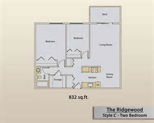 Floor Plan Of A Bachelor Flat by Edmonton Apartments Mill Woods The Ridgewood Apartments