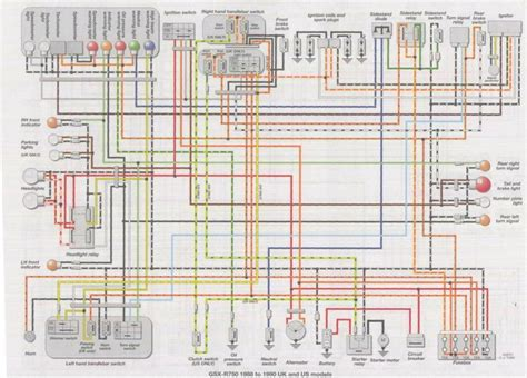 wiring diagram 2006 suzuki gsx r750 get free image about