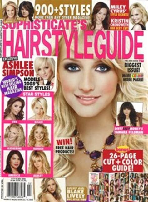 hairstyle magazine pictures new hairstyle hairstyle magazine