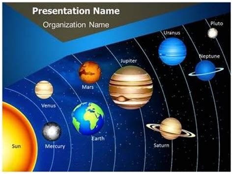 29 Best Images About Green Earth Powerpoint Templates And Themes On Pinterest Computer Network Solar System Powerpoint Template