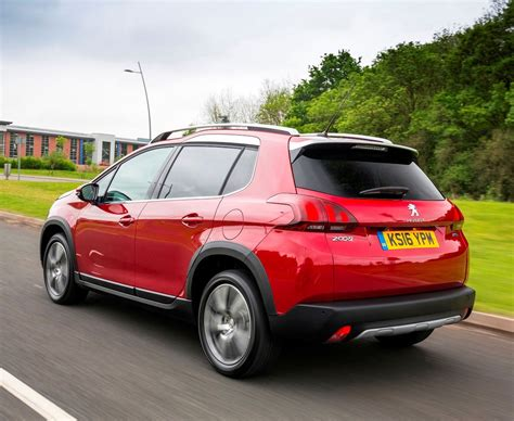 peugeot compact new peugeot 2008 compact suv first impressions wheels alive