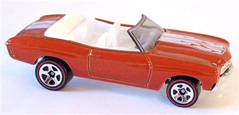 Hotwheels 70 Chevy Chevelle Faster Than Fte wheels 1970 chevelle convertible