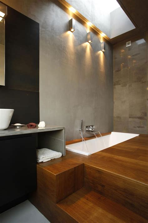 sunken bathtub inspiring designs highlighted by sunken tubs