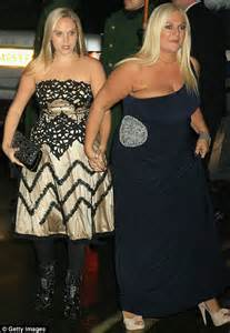 Vanessa Feltz takes her glamorous daughter Allegra to