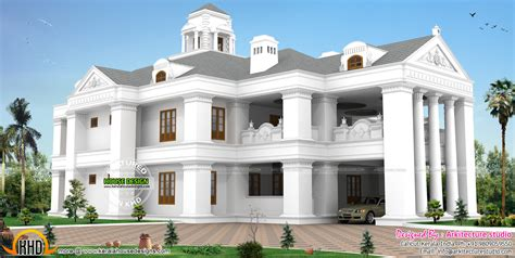 kerala home design colonial december 2015 kerala home design and floor plans