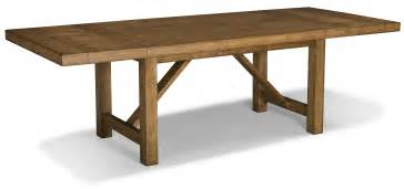 Wood Dining Table Classic And Vintage Diy Solid Wood Trestle Dining
