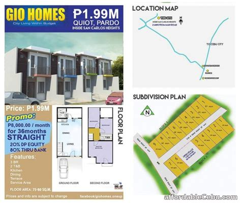 gio homes quiot pardo as low as 8 000 per month for