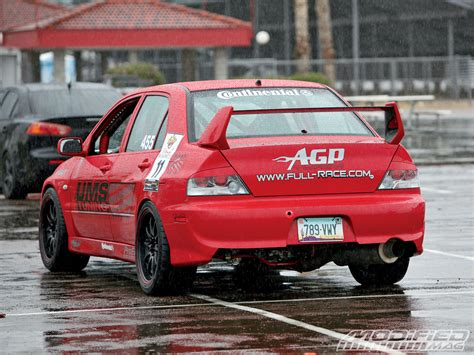 2003 mitsubishi lancer modified third annual modified tuner shootout modified magazine