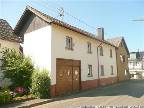 Immobilien Haus Mieten by Einfamilienhaus In Wershofen 120 M 178