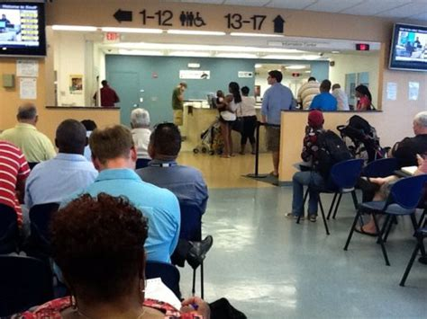 Dmv Office In by New Dmv Office In Brentwood Promises Service Relief