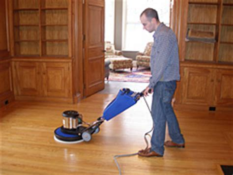 Hardwood Floor Cleaning & Polishing   Serving Central