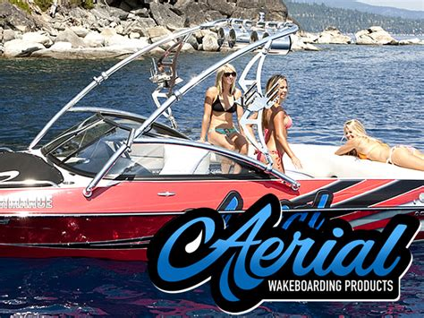 best ski boat mirror assault wakeboard towers aerial s super stylish