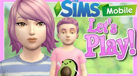 my sims mobile the sims mobile let s play toddlers part 11 app