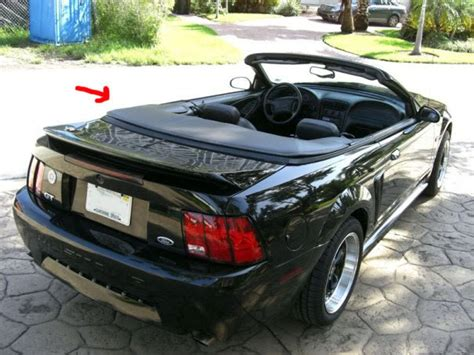 mustang convertible tonneau cover 1999 2004 ford mustang tonneau boot cover 175 shipped