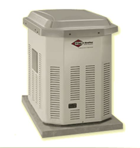 40301 standby generator set briggs stratton home standby