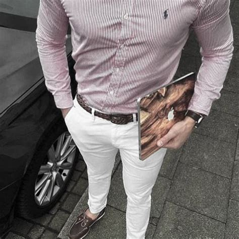 boat shoes and dress pants what to wear with white jeans for men 40 fashion styles