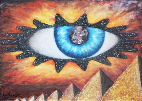 lade occhio il terzo occhio nella pittura di guarnieri
