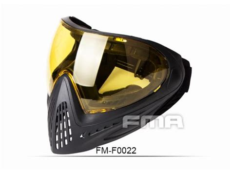 Fma F1 Mask fma f1 mask with single layer fm f0022 free shipping free shipping mask tbairsoft