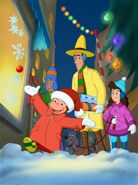 curious george va a new and favorite episodes spread cheer with fun and educational holiday programs west virginia