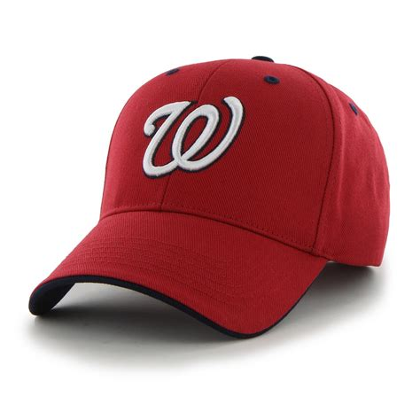 mlb s money maker baseball hat washington nationals