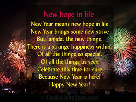 poems on new year new year poems