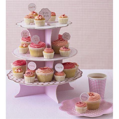 etagere cupcake talking tables dreist 246 ckige etagere pink n mix f 252 r