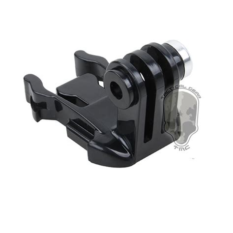 Mount 180 Degree Adapter For Gopro Session Xiaomi Yi Gopro Kogan tmc 180 degree mount 1pcs for gopro session gopro xiaomi yi xiaomi yi 2 4k hr363 black