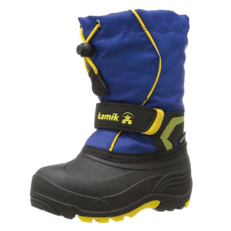kid snow boots kamik footwear snowbank insulated snow boot toddler