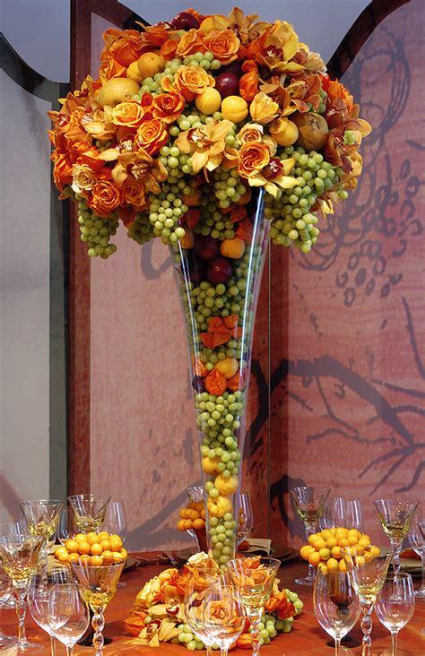 fruit centerpieces for tables fruit centerpieces for lavish wedding prestonbailey