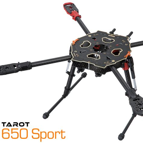 multi rotors tarot 650 sport quadcopter build kit helipal