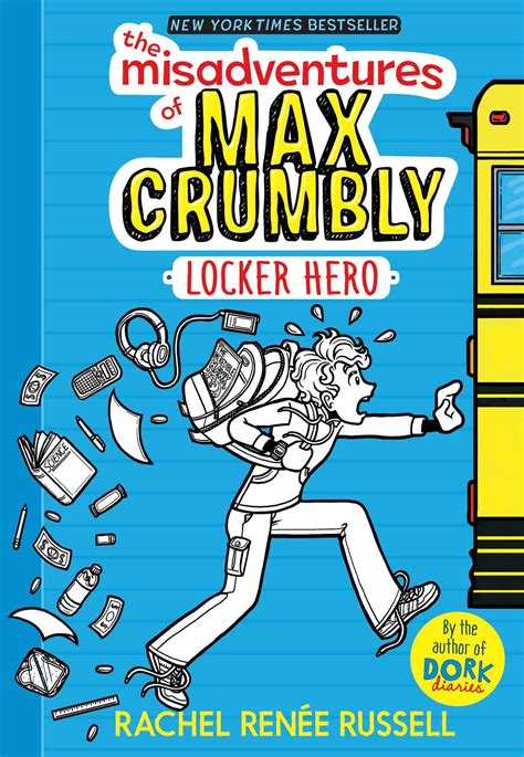 the misadventures of max crumbly 2 middle school books the misadventures of max crumbly 1 book by ren 233 e