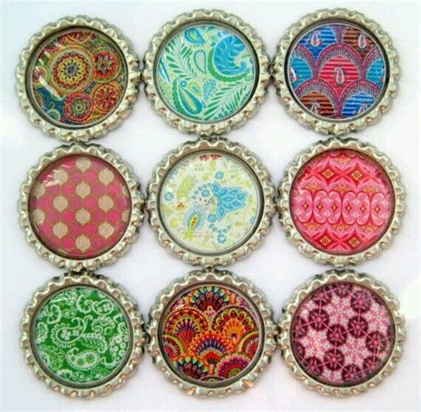 diy bottle cap magnets bottle cap magnet crafts scrap n st diy