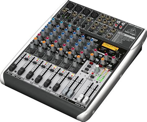 Mixer Behringer Qx1204usb behringer xenyx qx1204usb 12 input pa mixer w fx pssl