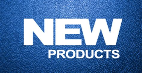 Products New news