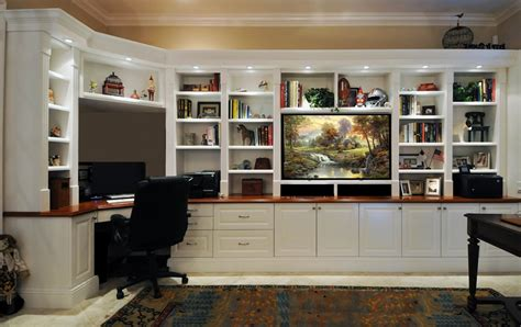 home design wall unit with space for electronics tv