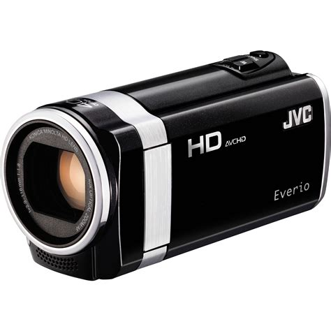 jvc everio jvc gz hm670 hd everio camcorder gz hm670busm b h photo