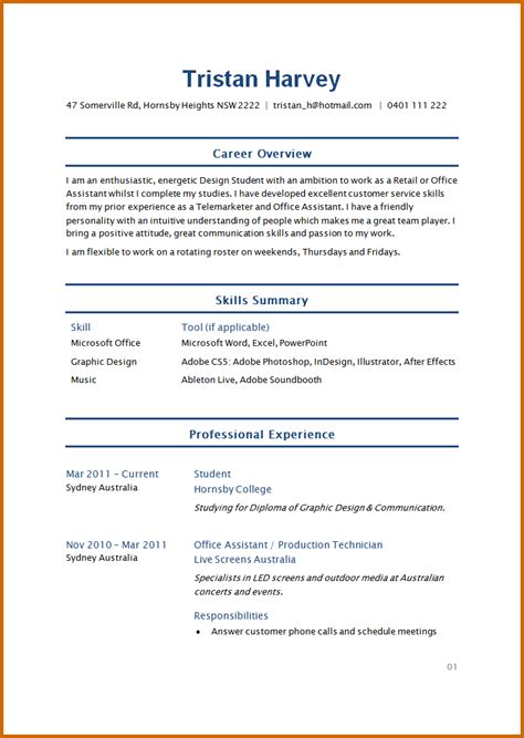 How To Write The Perfect Resume Example by 28 How To Write A Perfect Resume Examples Perfect