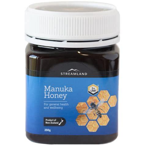 Manuka Honey 5 Streamland 500gr streamland manuka honey umf 5 250g