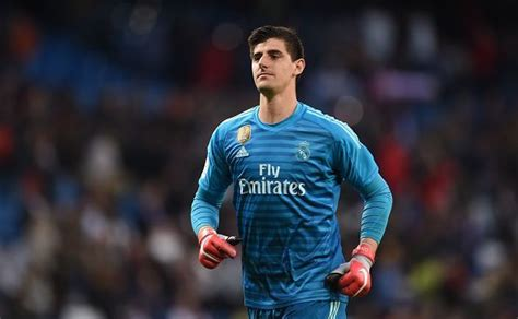 chelsea fans troll thibaut courtois   conceded