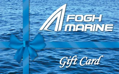 Mirage Gift Cards - paddle and sail perform and play fogh marine