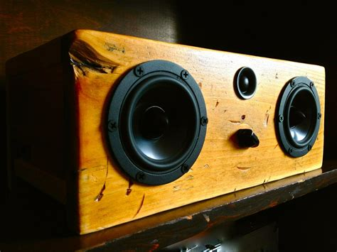 Handmade Audio - made bluetooth speaker system big box by
