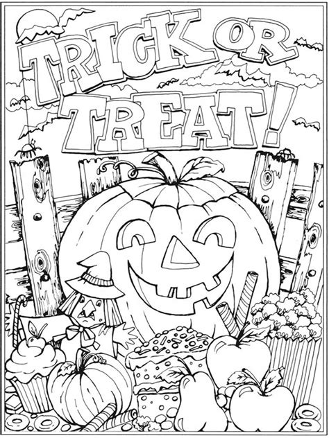 coloring pages of fall scenes autumn scenes coloring book for adult realistic coloring