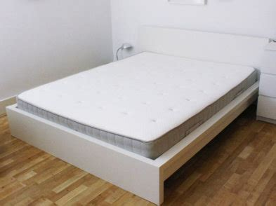 Ikea Malm Bed Frame Parts Ikea Hesseng Pocket Sprung Mattress Malm Bedframe For Sale In Dublin 2 Dublin From Enda R