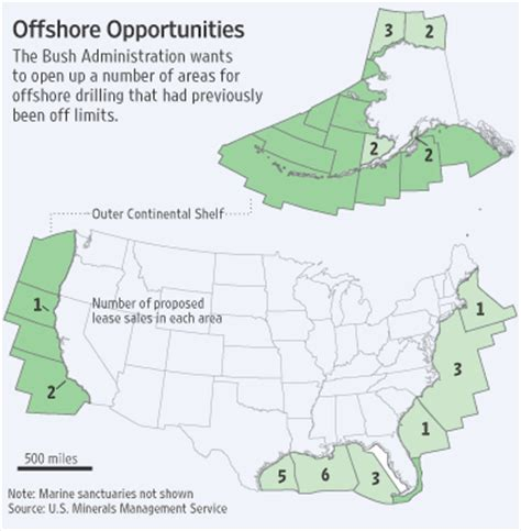 Outer Continental Shelf Drilling by Enlarge