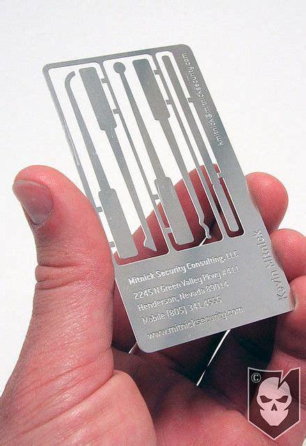 Credit Card Lock Set backup lock set 01 edc survival business card designs and safety
