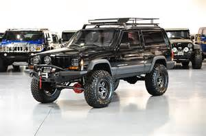 davis autosports 2 door lifted built xj sport