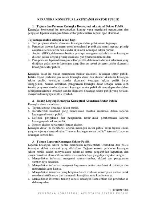 Akuntansi Sektor Publik V Wiratna Sujarweni kerangka konseptual asp