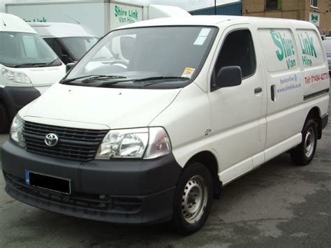 Toyota Hiace For Sale Shire Link Toyota Hiace For Sale Shire Link